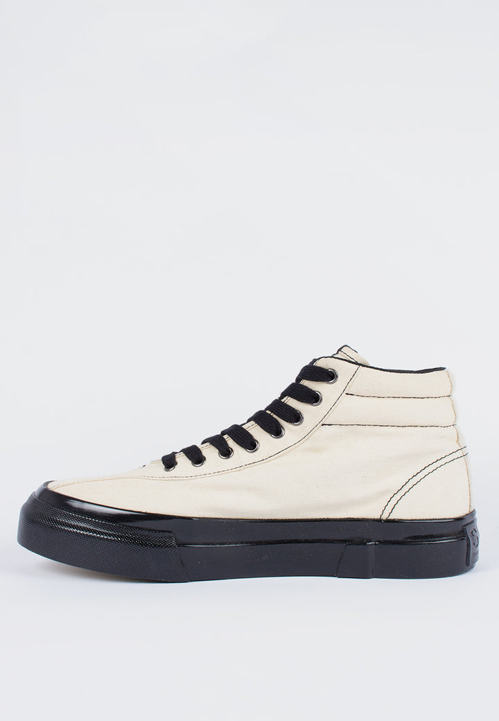 Varden Canvas - ecru/black