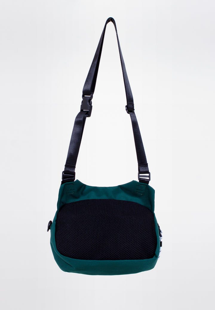 Shoki Bag - green/black mesh