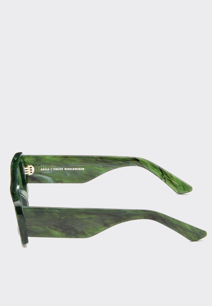 Terra Sunglasses - emerald