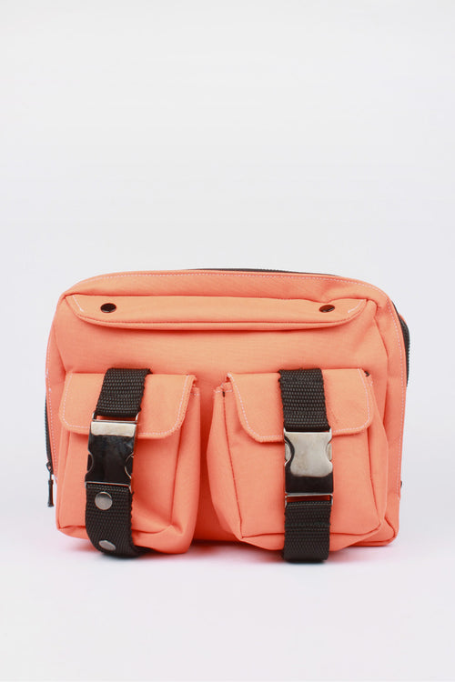 Thanushi Marage Riri Backpack - orange — Good as Gold
