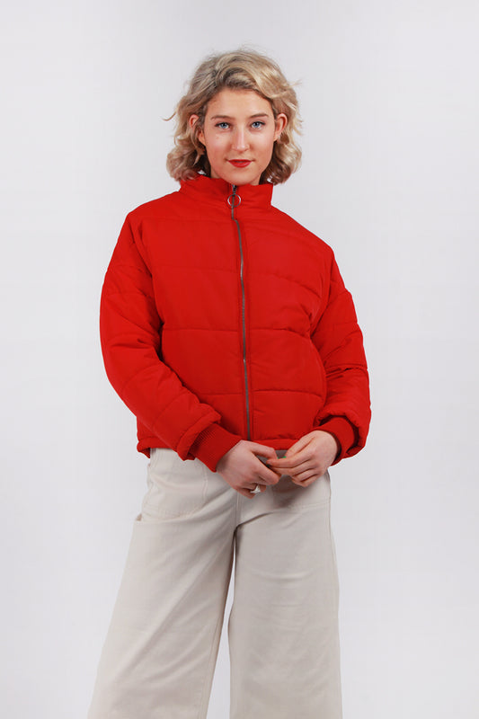 The Fifth Driftwood Jacket - red | GOOD AS GOLD | NZ