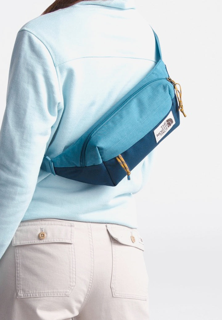 Lumbar Pack Bag - blue heather/blue teal