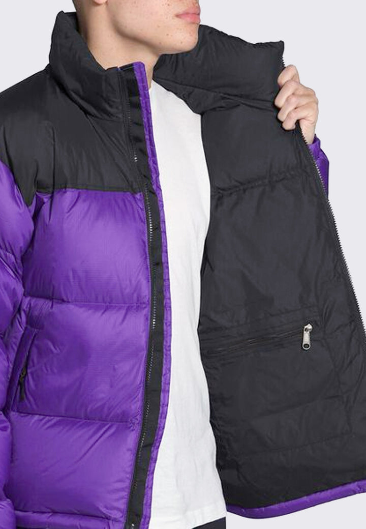 1996 Retro Nuptse Jacket - peak purple