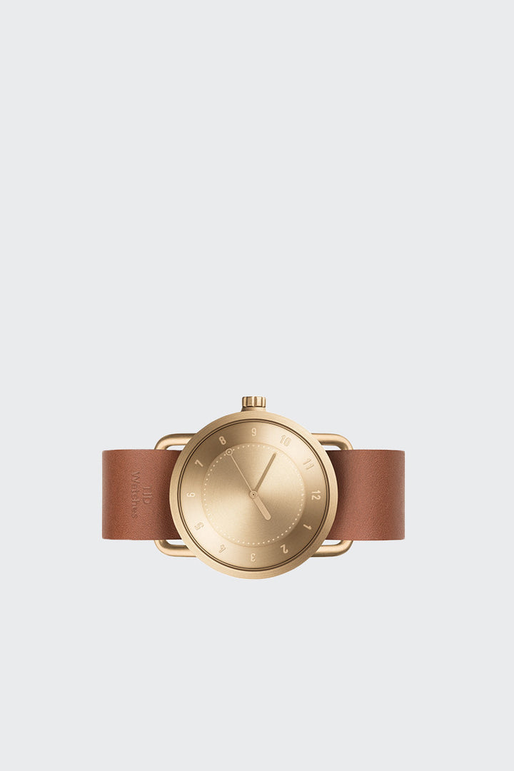 TID Watches No.1 -  gold | GOOD AS GOLD | NZ