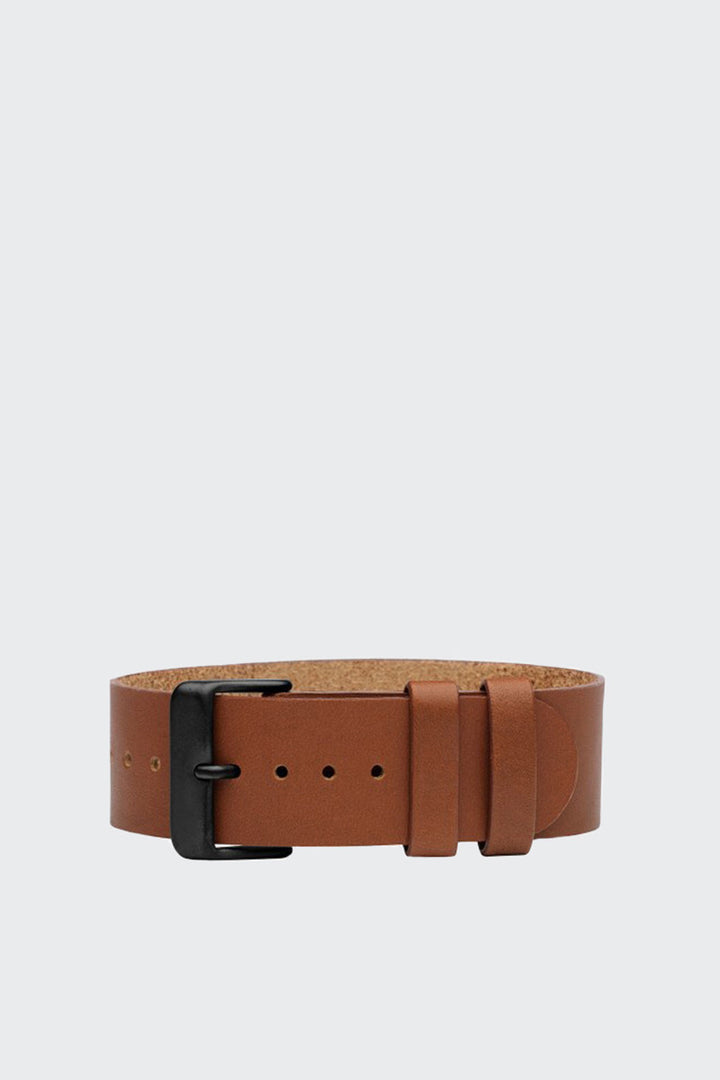 TID Watches Wristband - tan leather | GOOD AS GOLD | NZ