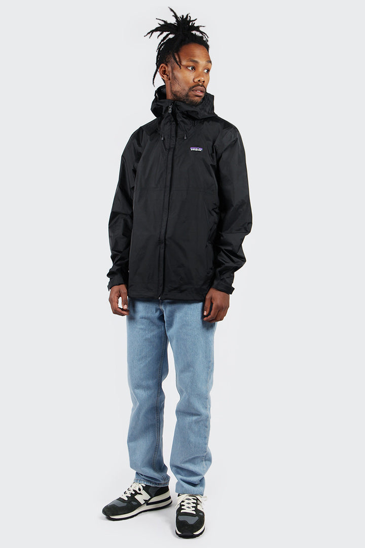 Patagonia Torrentshell Jacket - black | GOOD AS GOLD | NZ