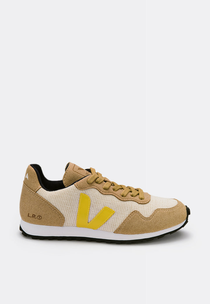 Veja SDU Rec - natural/gold/yellow — Good as Gold