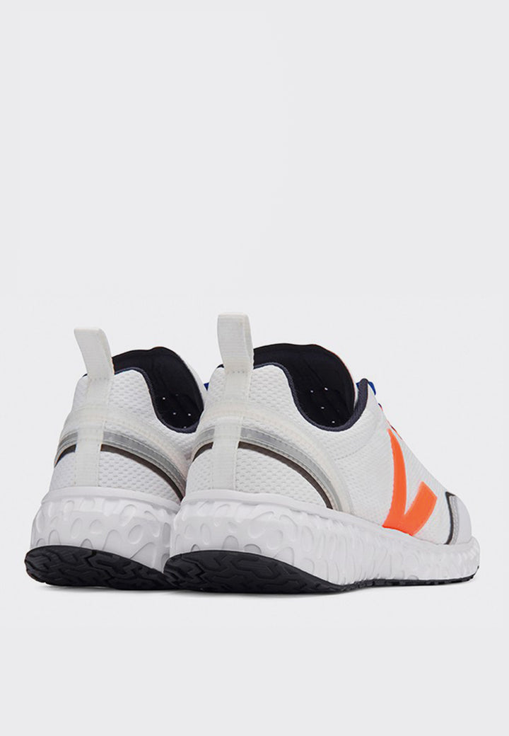Condor Mesh - white/orange fluo