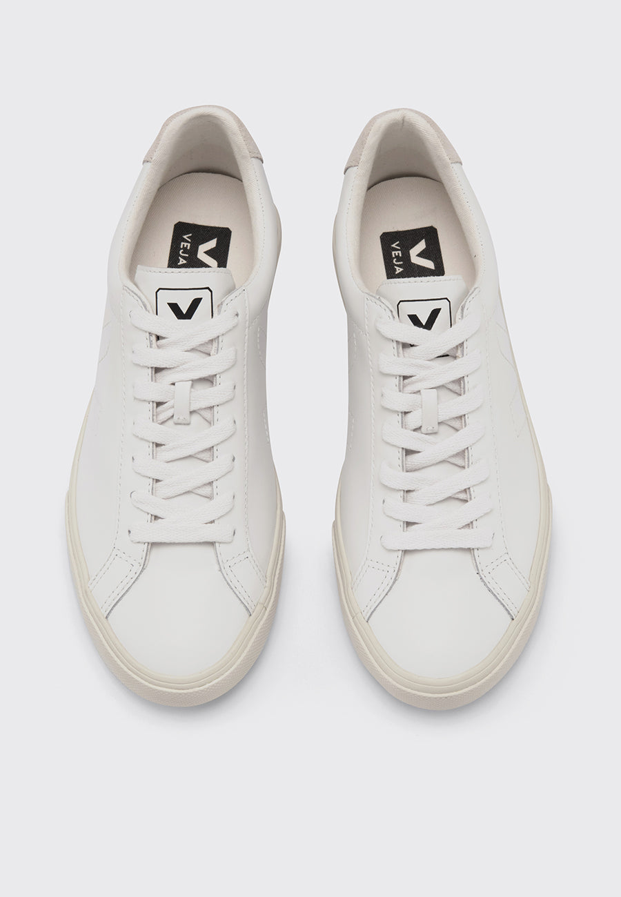 Esplar Low Leather - extra white