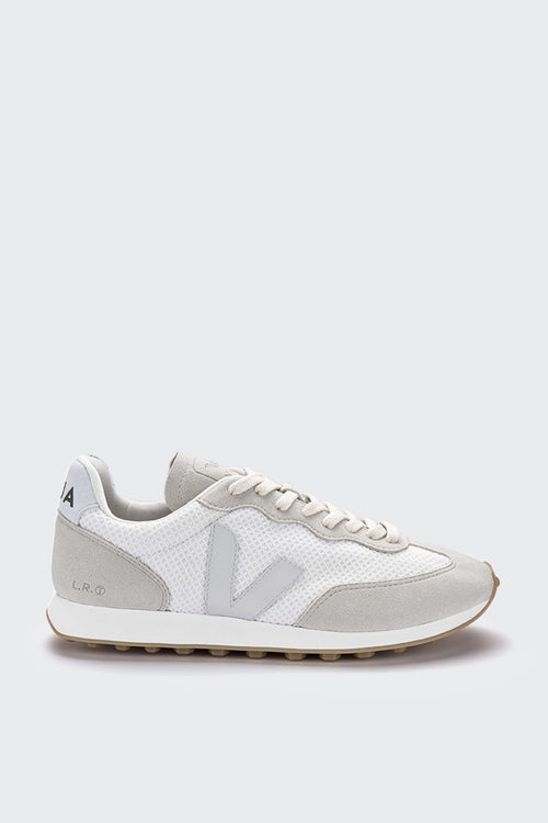 Veja Riobranco Bastille - arctic white/natural — Good as Gold