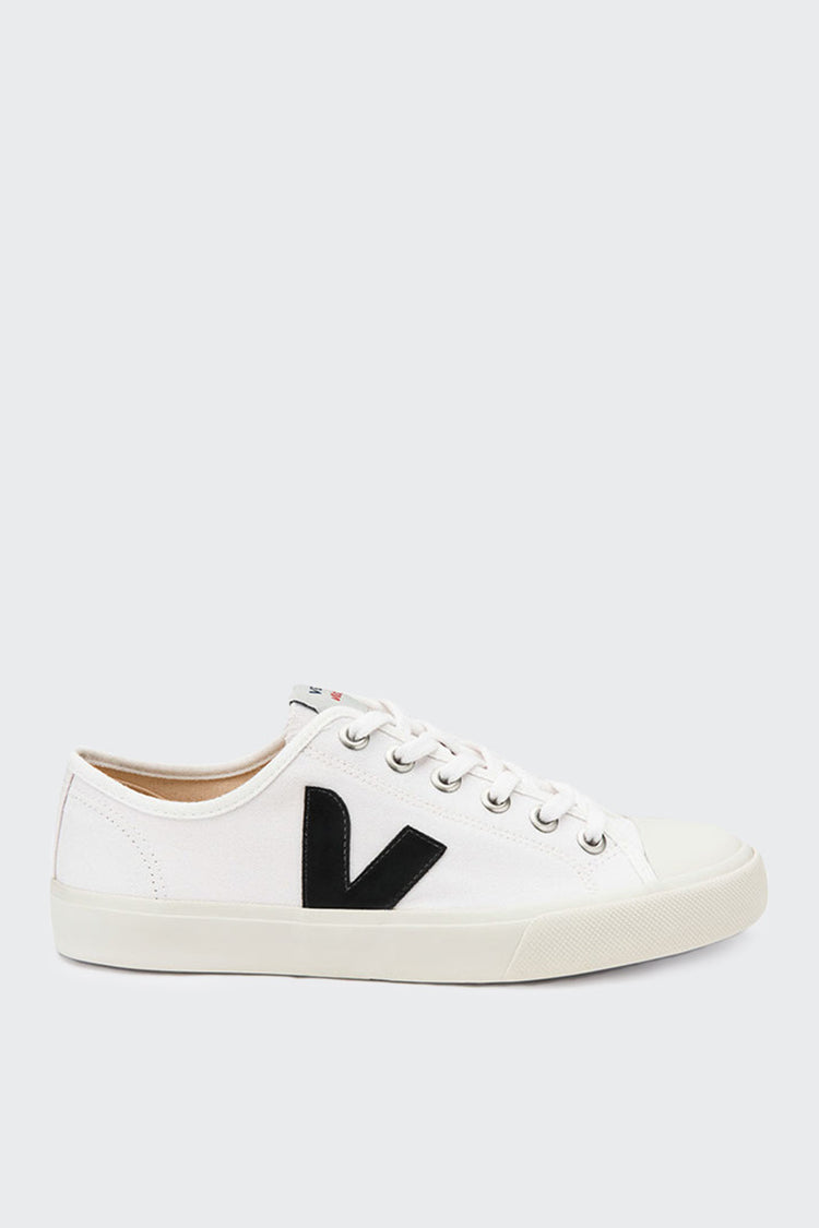 Veja Wata Canvas - white/black – Good as Gold
