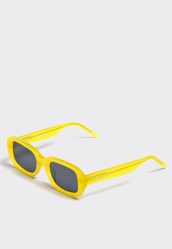 Verve Sunglasses - yellow/black