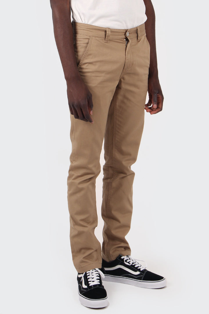 WeSC Eddy Chino - light khaki | GOOD AS GOLD | NZ