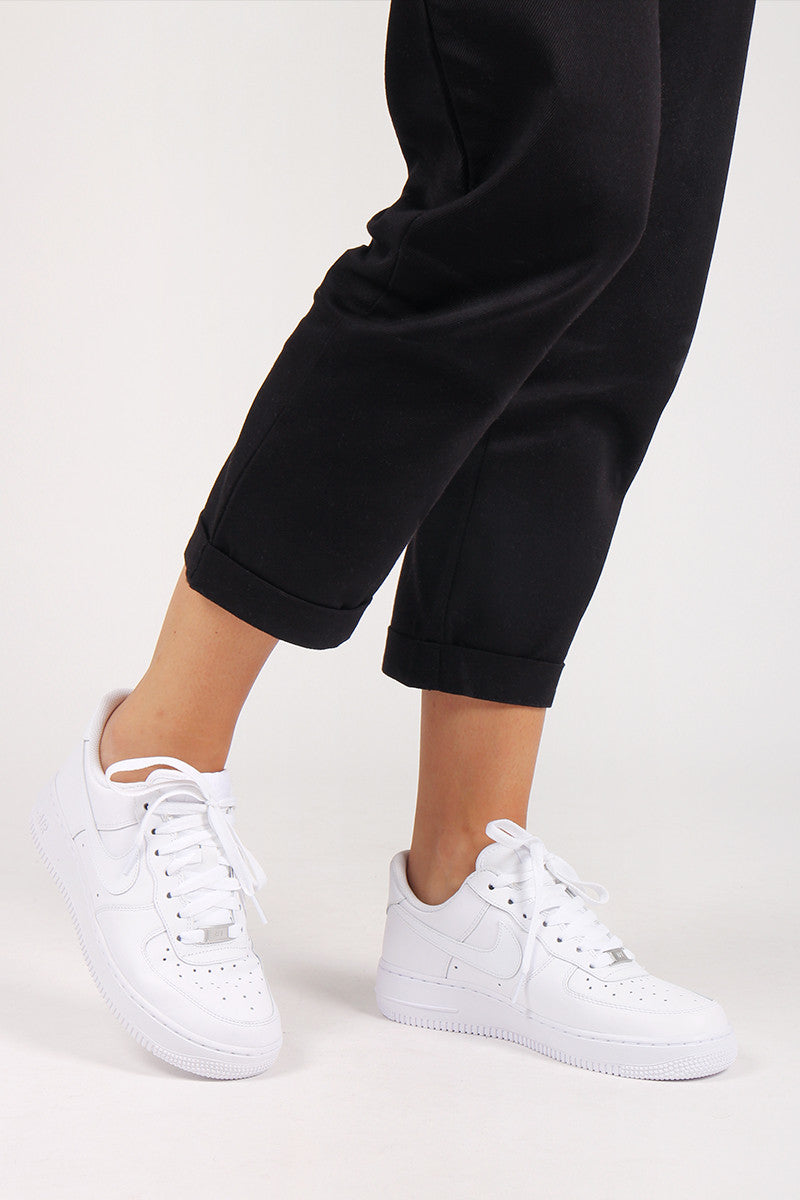 Nike Buy Womens Air Force 1 07 White White Online Good As