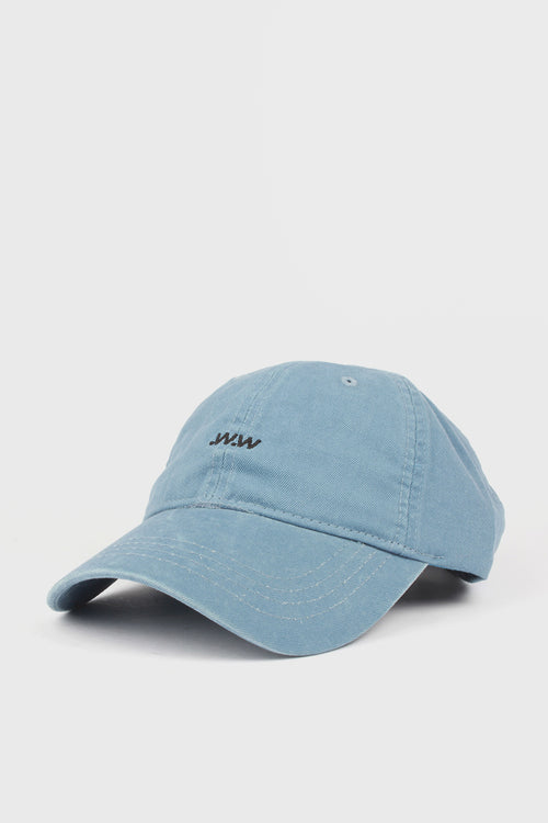 Low Profile Cap - dusty blue