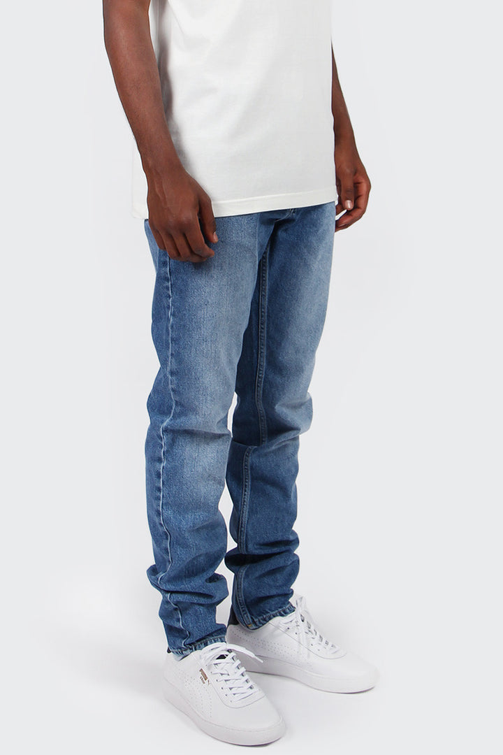 Wood Wood Wes Jeans - classic blue vintage | GOOD AS GOLD | NZ