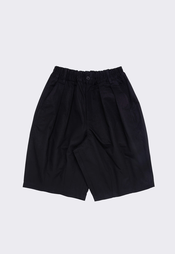 Unisex Balloon Shorts - black