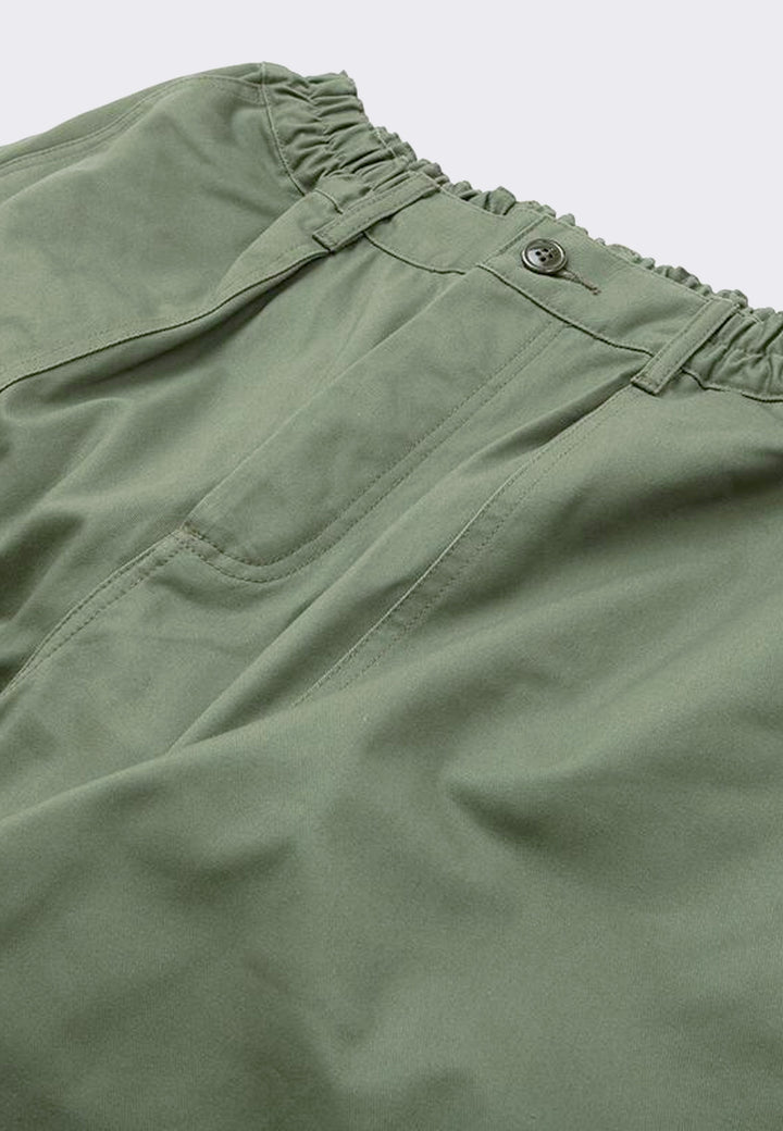 Big Pocket Pants - green