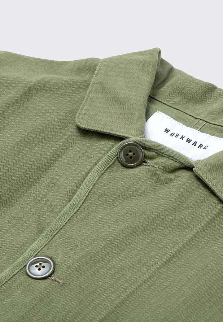 Worker Blazer - green