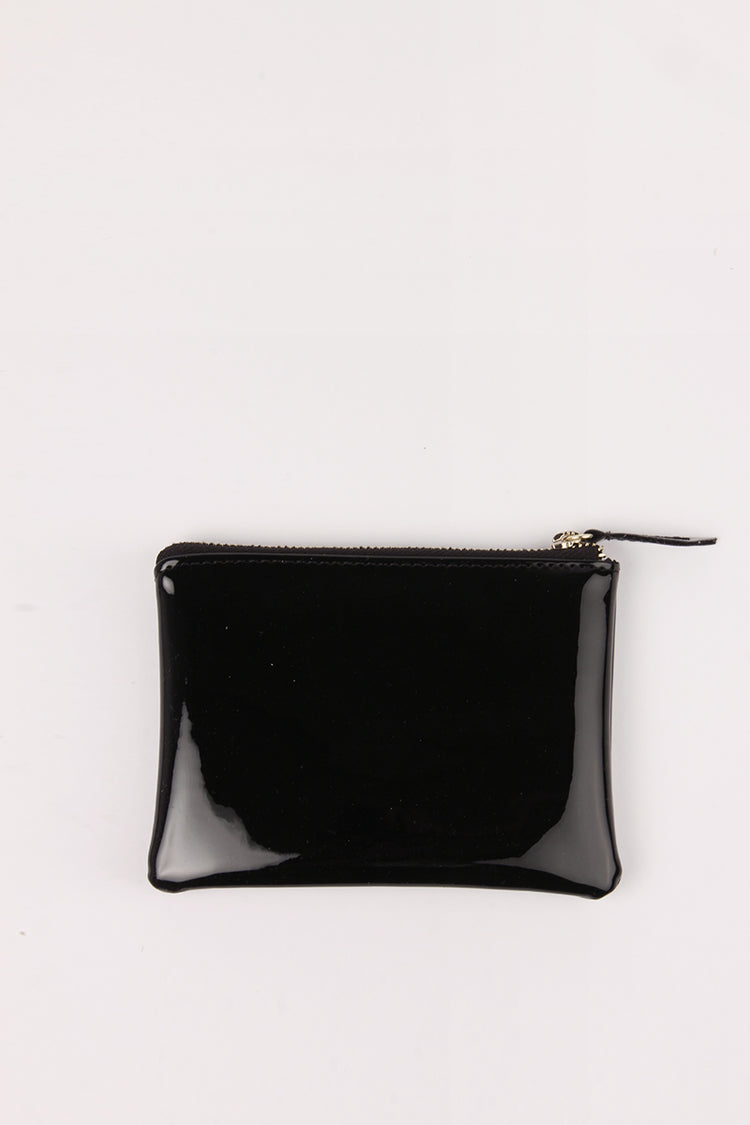 WOS Keeper Wallet - black lacquer | GOOD AS GOLD | NZ