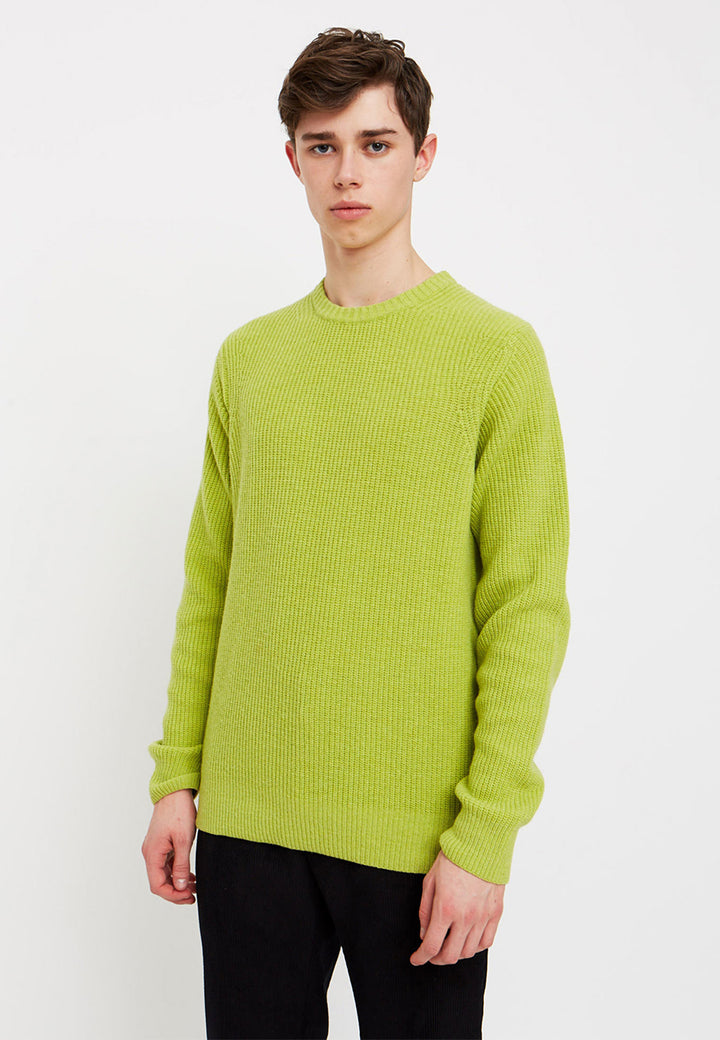 Falcon Sweater - bright green