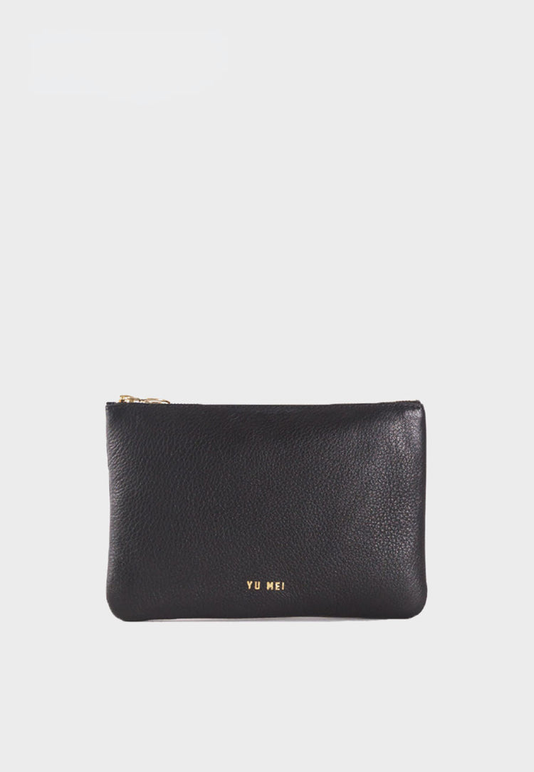 Yu Mei Amy Clutch - black | GOOD AS GOLD | NZ