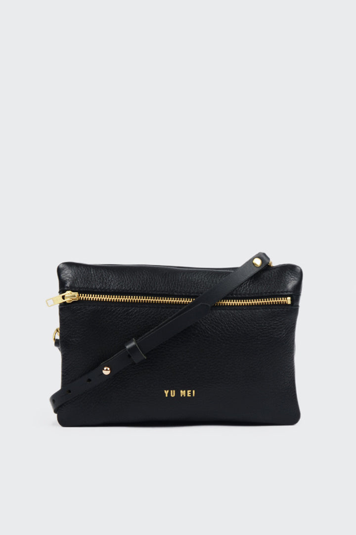 Yu Mei 2/6 Jaimee Bag - black | GOOD AS GOLD | NZ