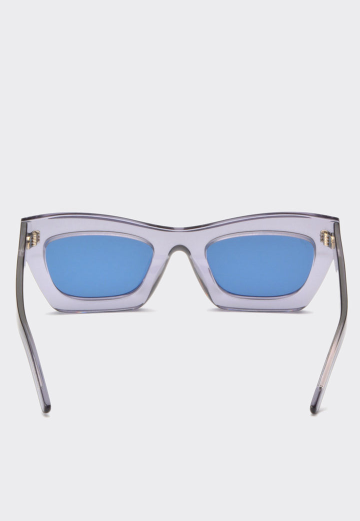 Zombie Sunglasses - cement/navy
