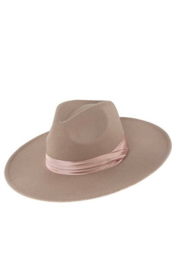All About Me Fedora Hat