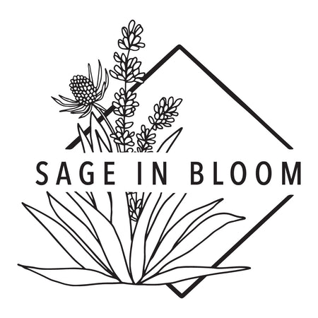 Sage in Bloom