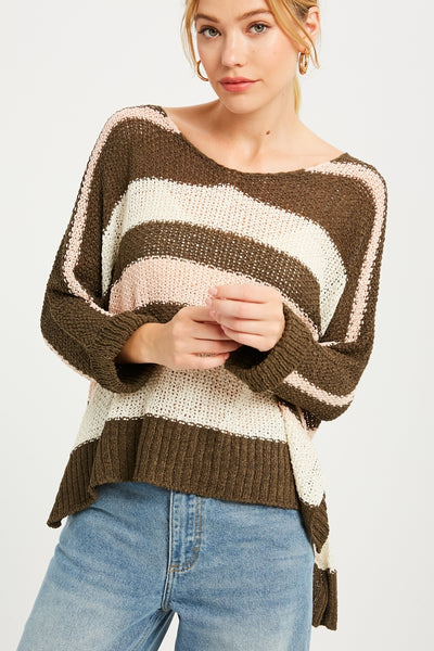 Riverbank Sweater - Olive