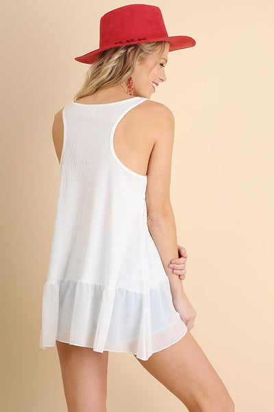 The Perfect Tank - Off White