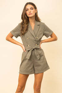 High Rank Romper