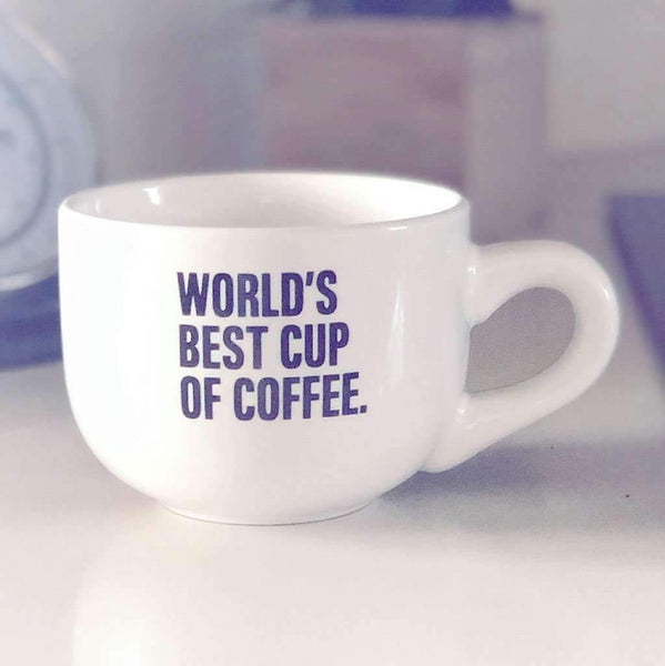 Best Cup of Coffee Cup