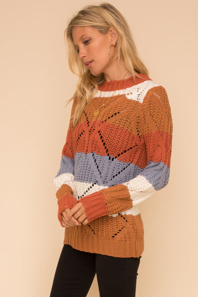 All About It Sweater