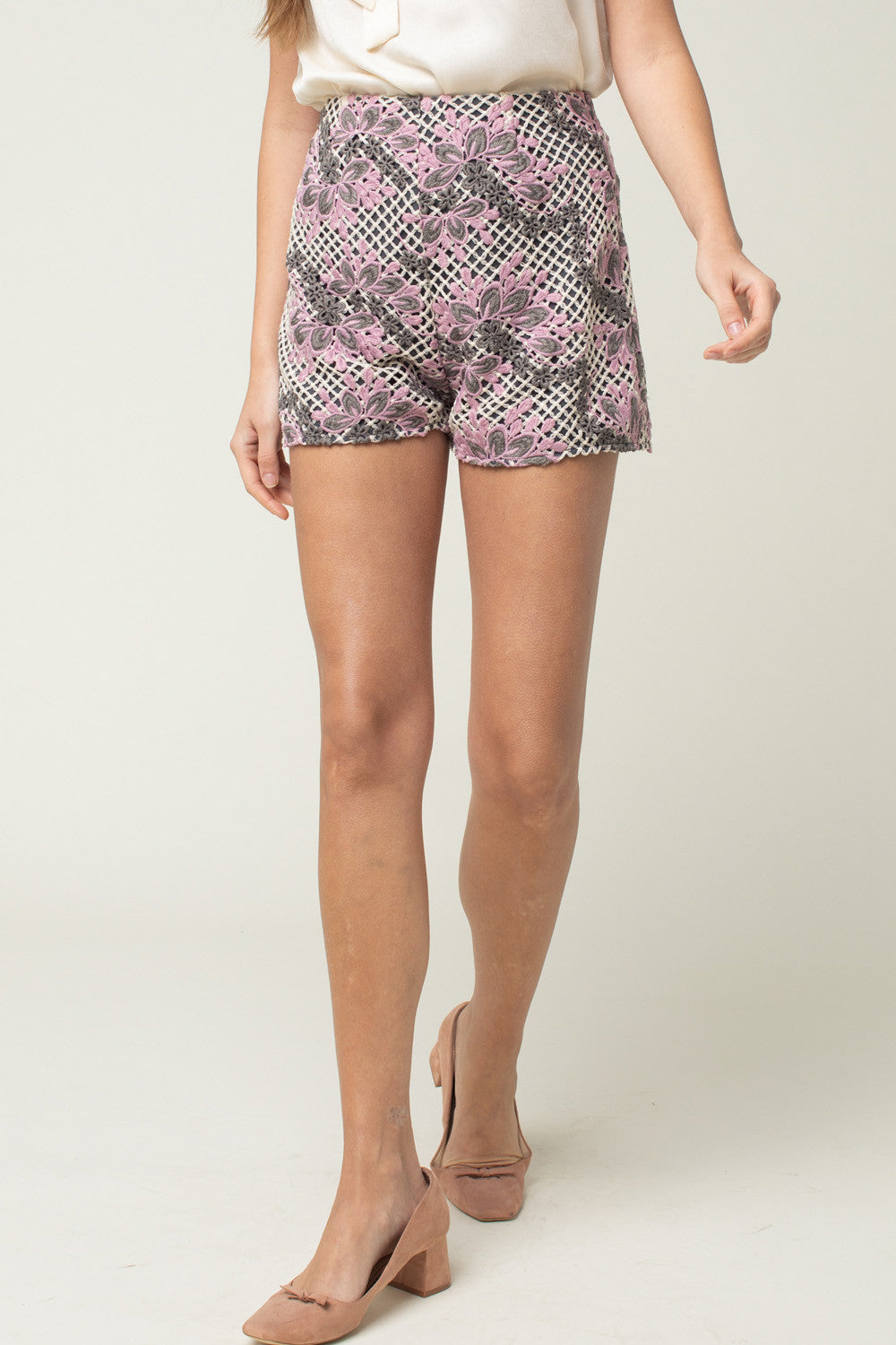 Pair of Aces Shorts