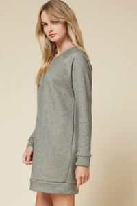 All Day Comfort Sweater Dress