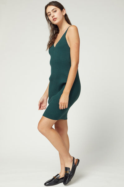 Match Made in Heaven Dress - H Green