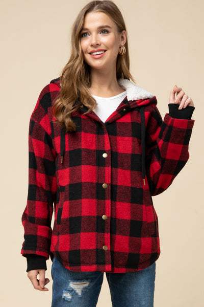 Fairbanks Jacket - Red