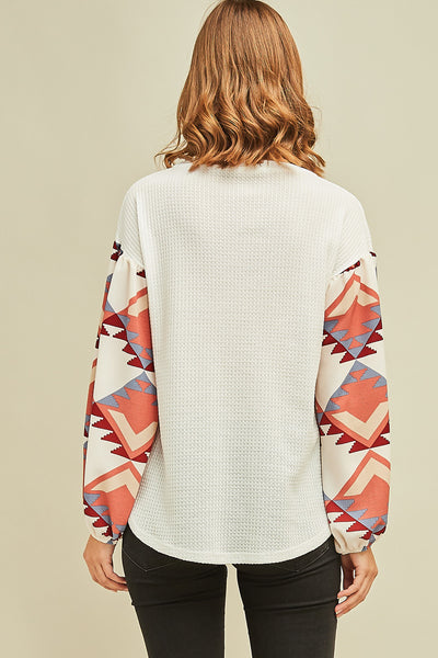 Sahara Sunset Top