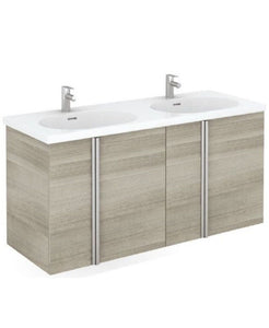 Sonas Avila Sandy Grey 120cm Vanity Unit