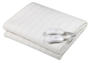 King Dual Control Electric Blanket