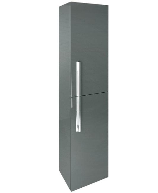 Sonas Avila Gloss Grey 30cm Wall Column