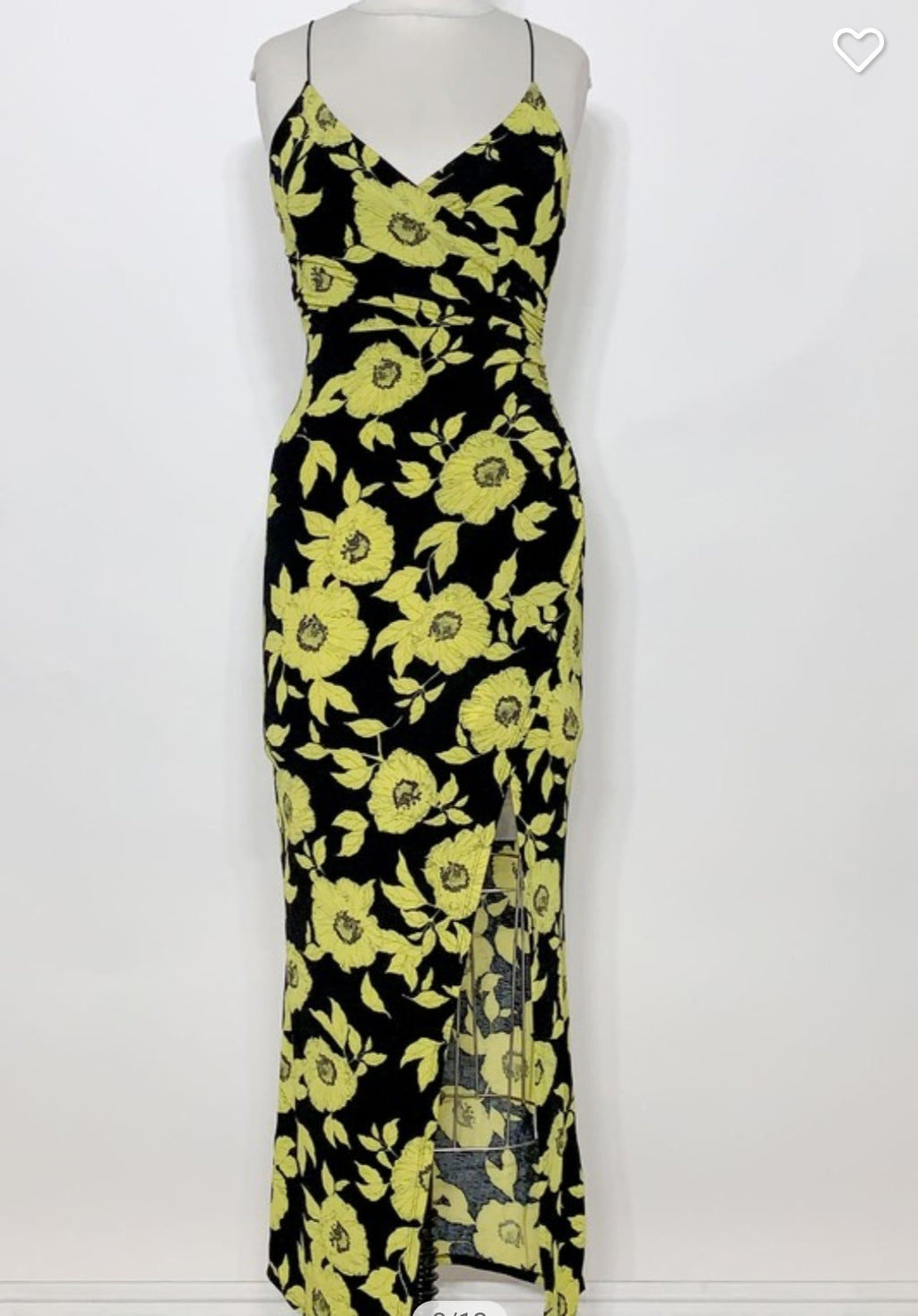 Fall Timing Floral Print Maxi- 2 colors!