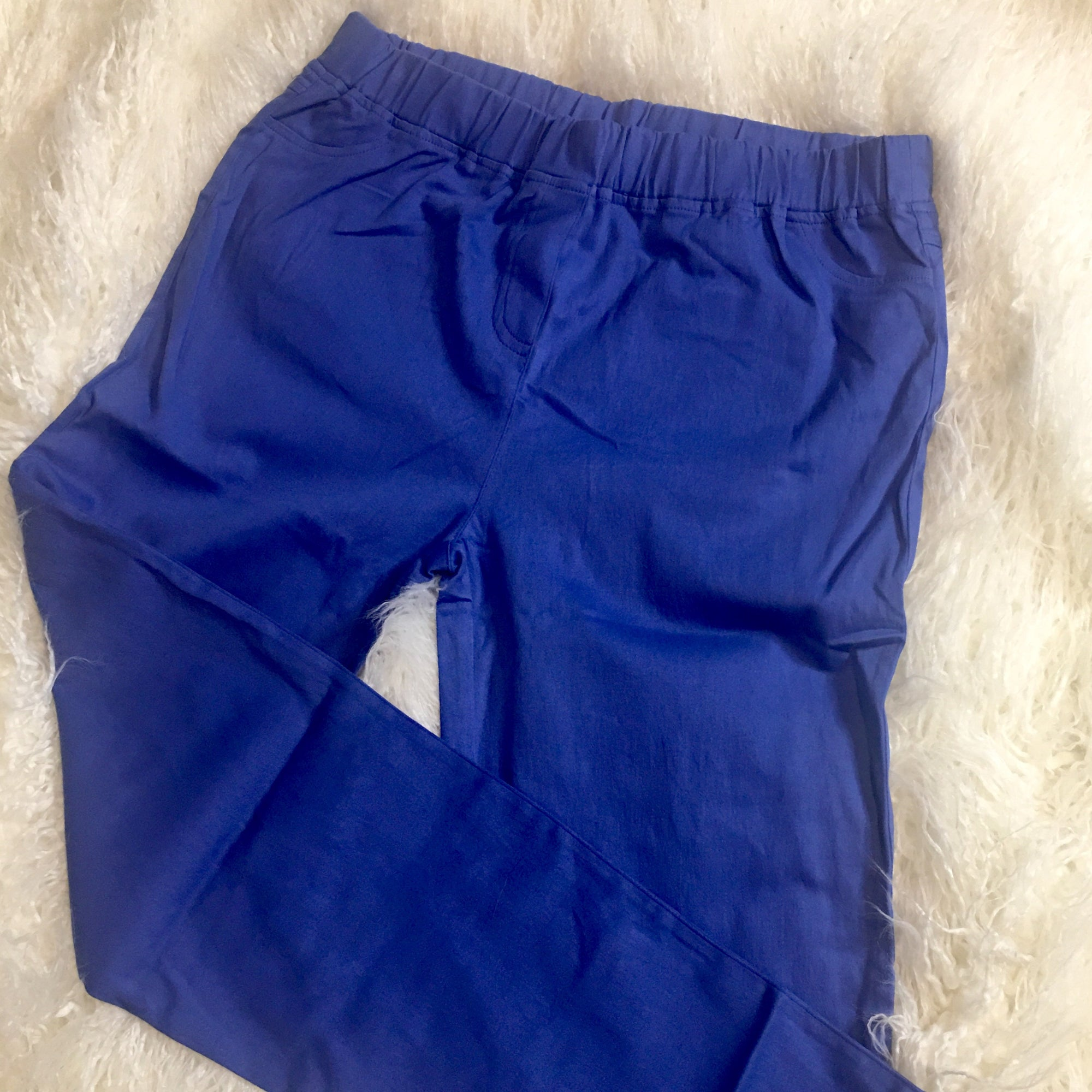 Cobalt Casual Leggings