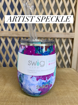 Swig - Stemless Wine Glass