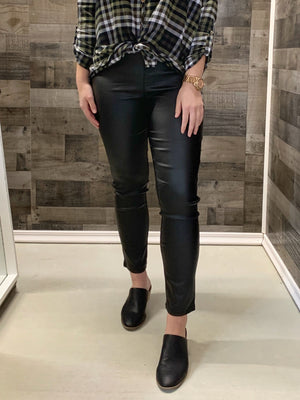 The One I Want - Faux Leather Pants