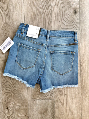 Hawaii Five OH! - Denim Shorts