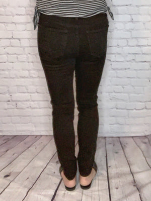 Black Jeans - Judy Blue black slim fit jeans