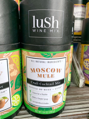 Lush Wine Mix - Craft Cocktail Mix